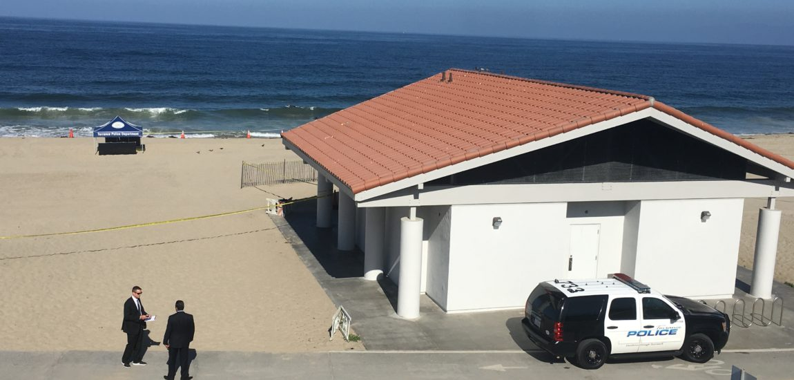 Two men found dead on Torrance Beach