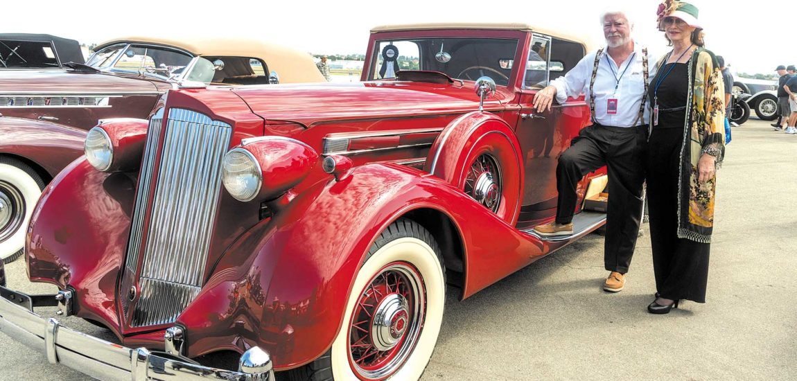 Door closes on PV Concours, opens on RHCC exhibit
