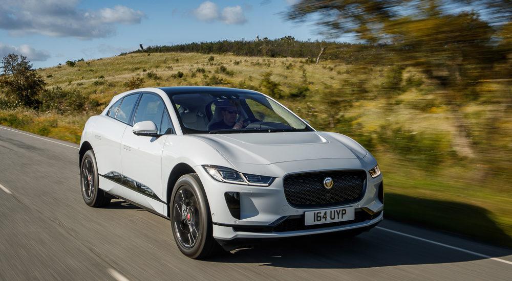 Beach wheels: Jaguar unleashes Tesla chaser