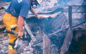 Hermosa Beach September 11 Memorial: recovery and remembering