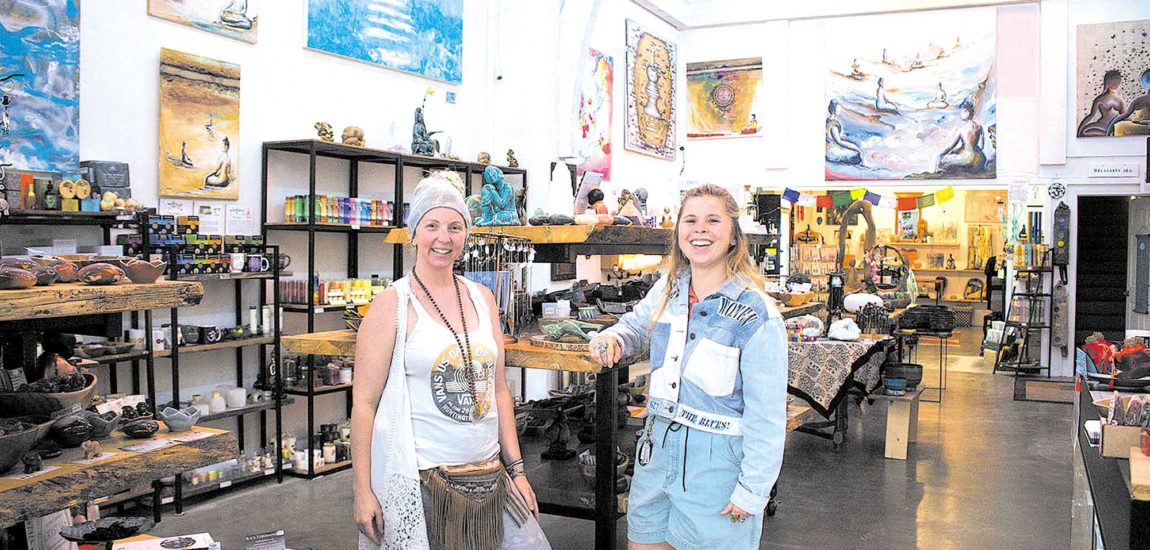 Hermosa Ave. shop has 'more than just crystals'