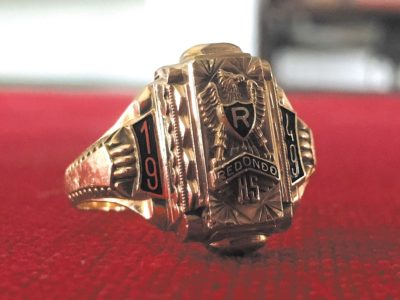 The case of the 70-year-old RUHS ring