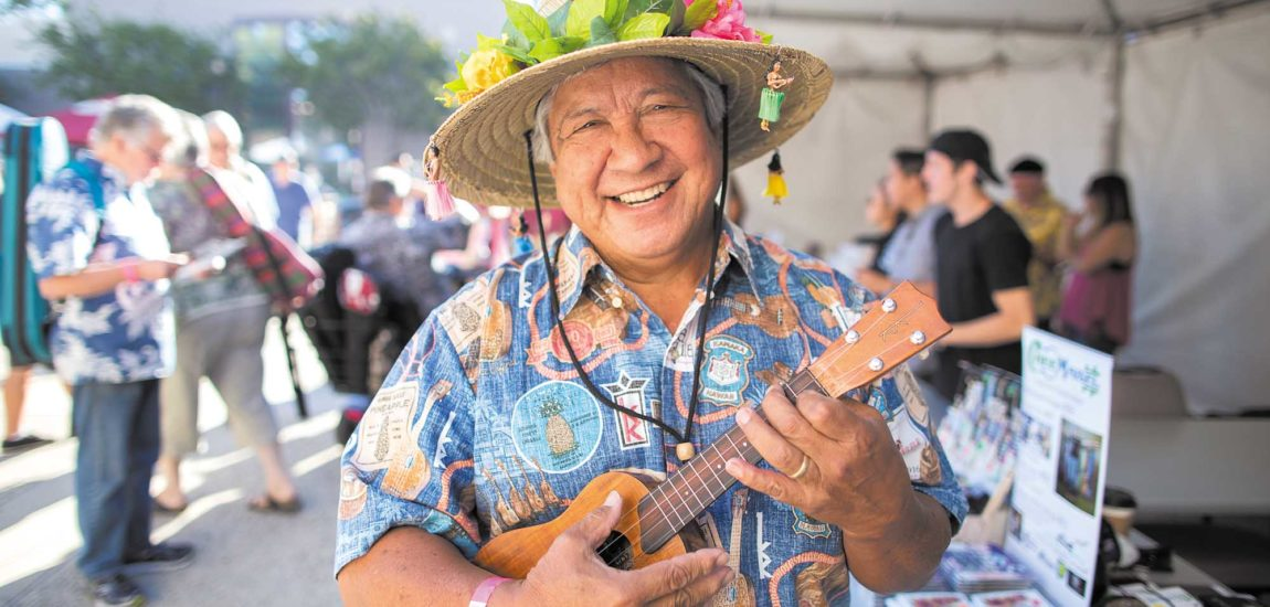 Tales of the Magic Uke: The Los Angeles International Ukulele Festival celebrates the four-string wonder