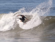 Finally waves in the South Bay? It's true. A fun surf swell hit in early September