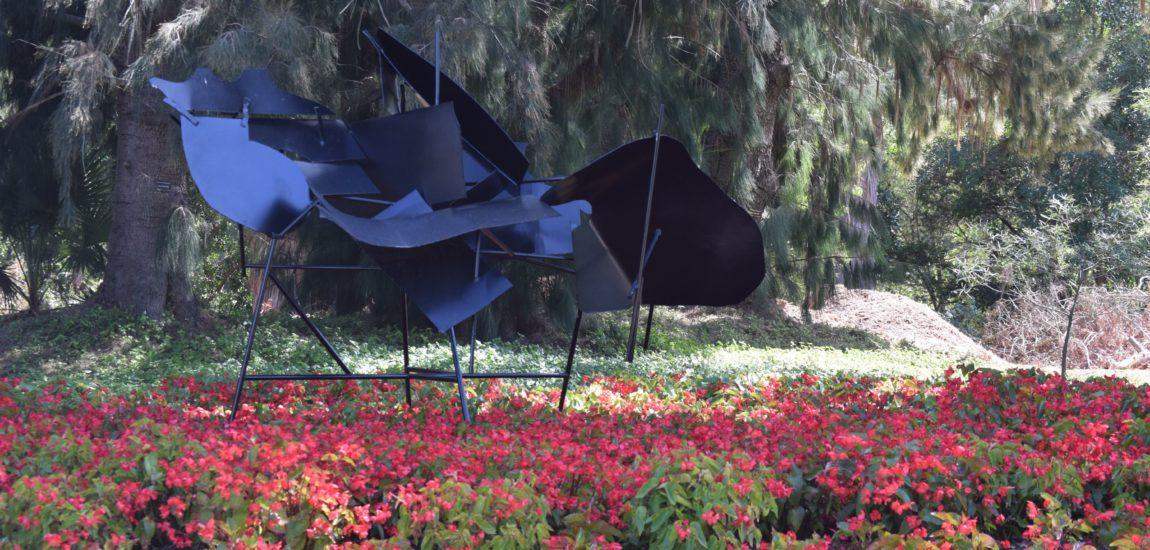 A culture of sculpture in the open air in Palos Verdes Peninsula