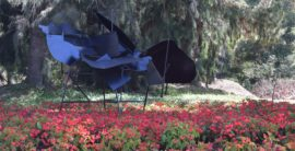 A culture of sculpture in the open air in Palos Verdes Peninsula