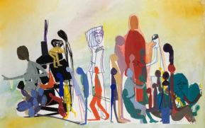 """Ca 101"" art show opens big on Friday"