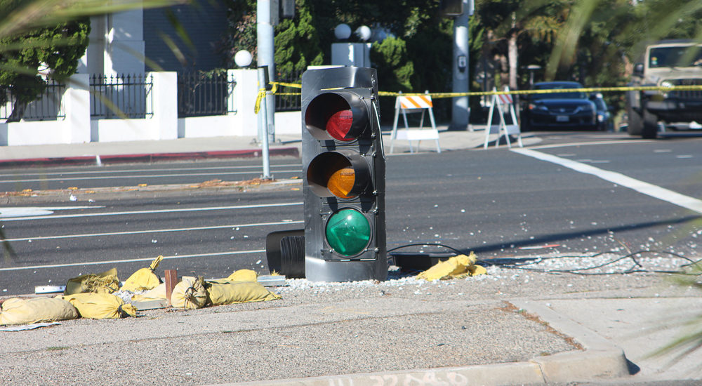 Fatal early morning accident in Hermosa Beach
