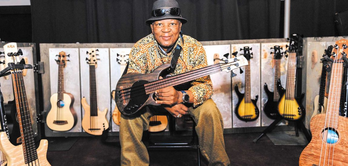 Ukulele Festival – Bakithi Kumalo, of 'Graceland' fame, brings his U-bass to Fest