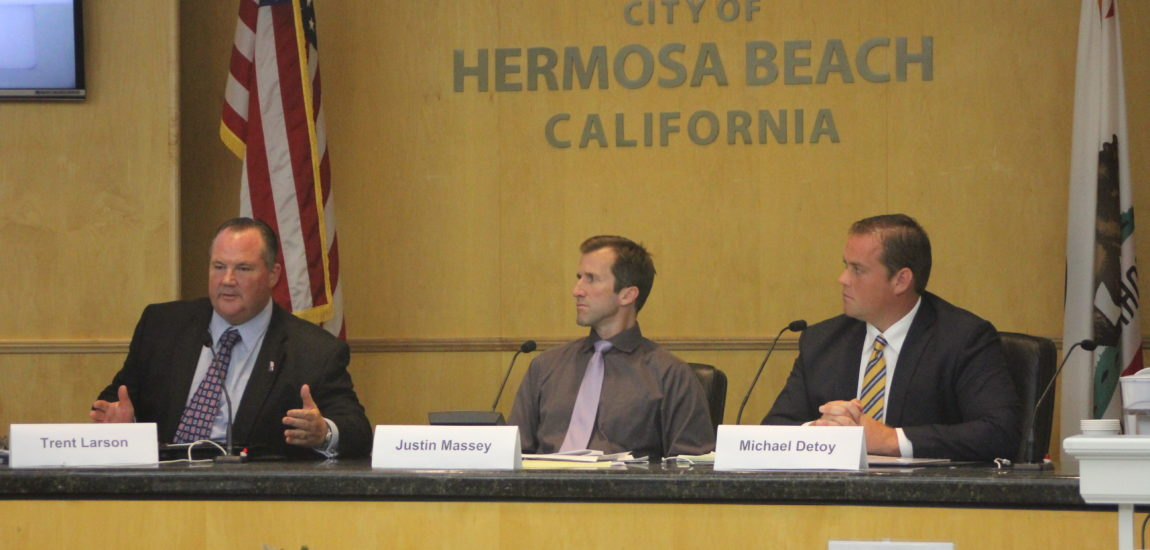 Council candidates square off in first debate