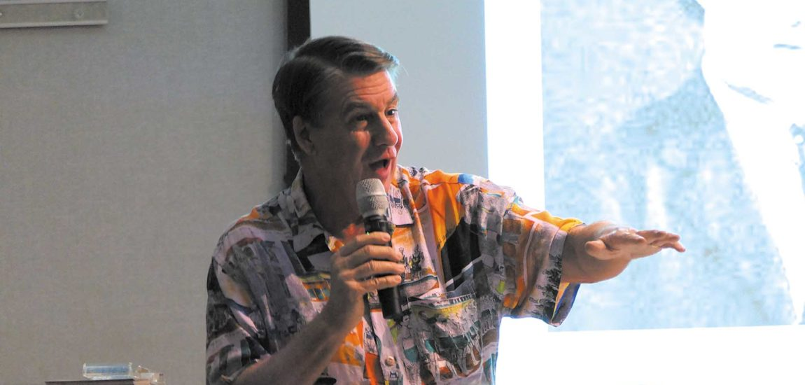 Freeth lecture brings Redondo's history alive
