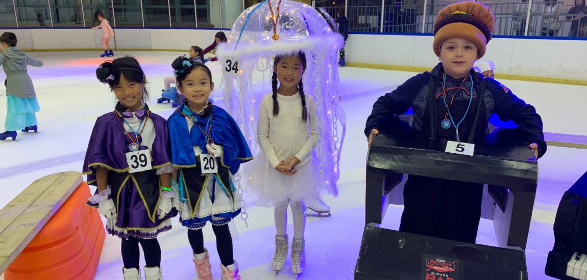 Spotlight on kids – Spooktacular at the Promedande Ice Chalet