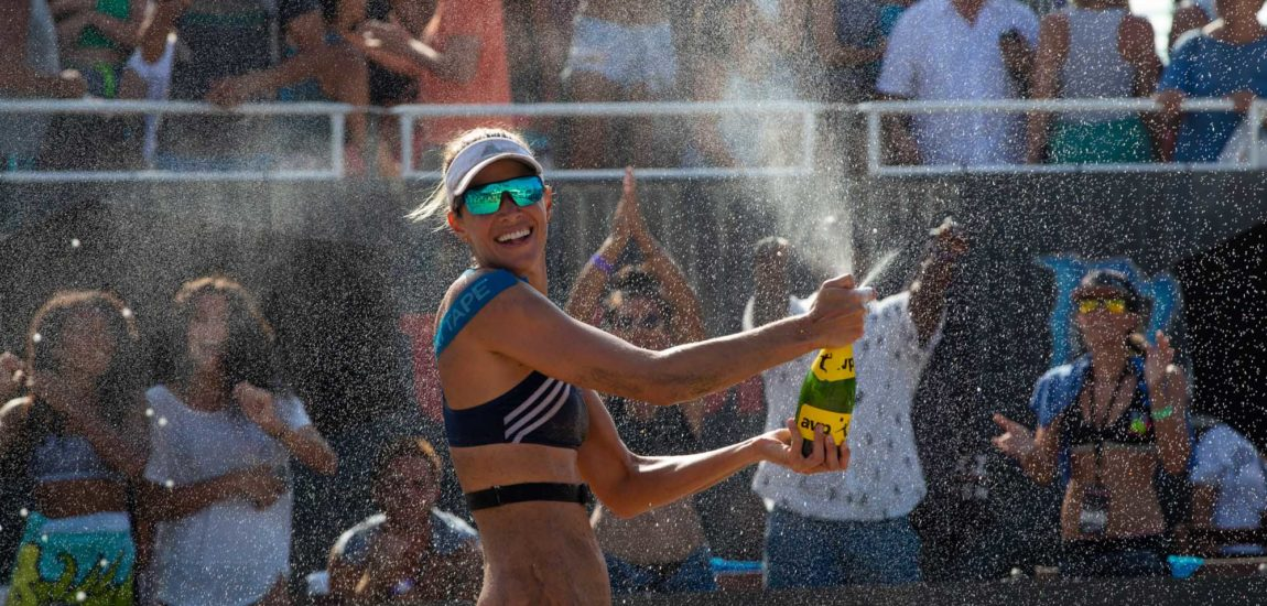 Crowded Court: Conflict with 2020 Olympics reveals ongoing challenges for Hermosa Open AVP Tournament