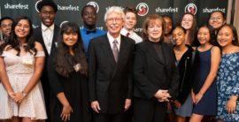 Spotlight on service – Sharefest Youth Center