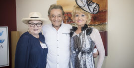 Spotlight on history – Ginsburgs host concert in Rancho Palos Verdes