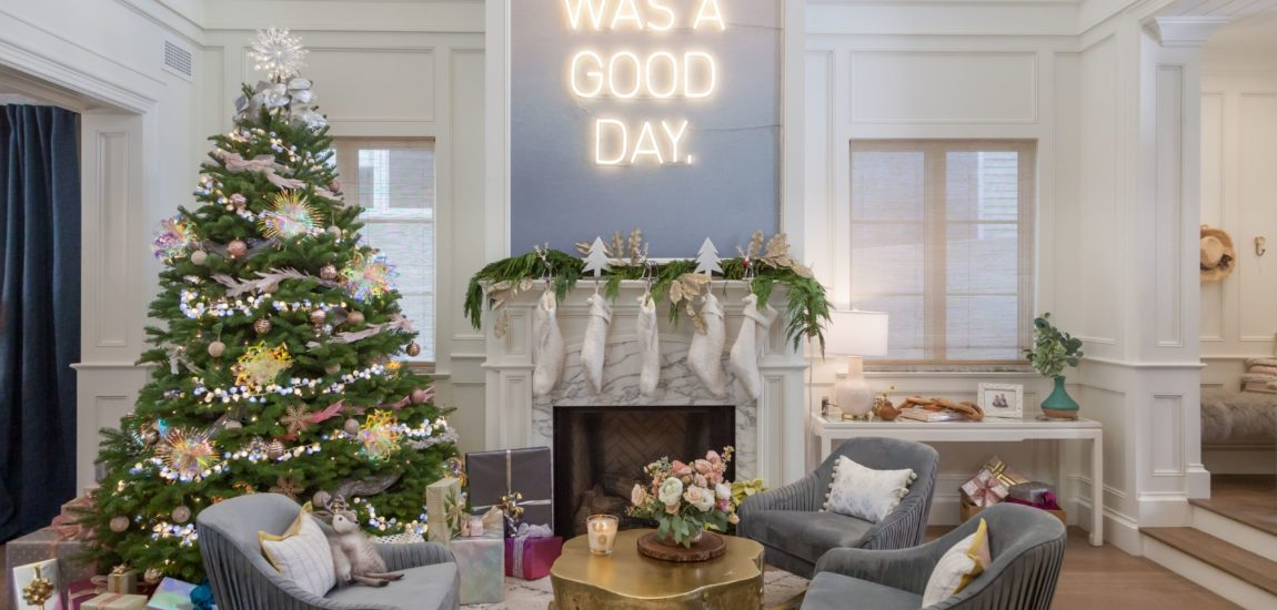 Manhattan Beach Sandpipers Holiday Home Tour features four homes stunningly decorated by local designers