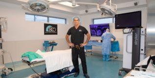 Manhattan Beach surfer and surgeon Brad Thomas