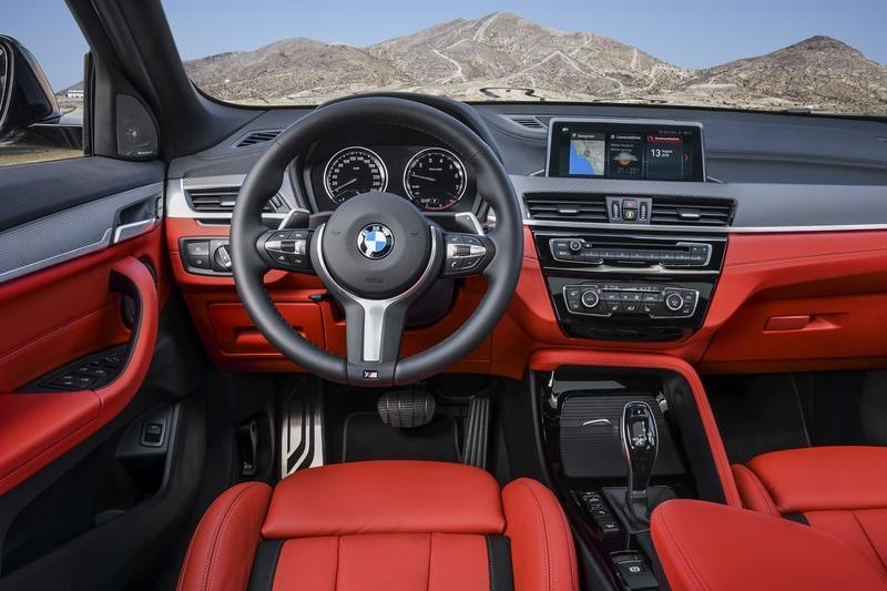 Beach Wheels: BMW's X2 M35i delivers sports performance, everyday utility