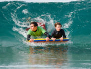 Chill air stokes Ratopia Classic surfers, raises funds for Hodgkin's Lymphoma research