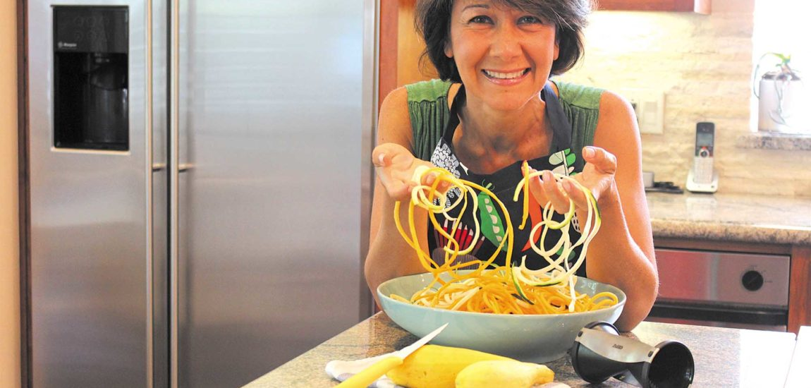 Local author's cookbook  merges tradition with health