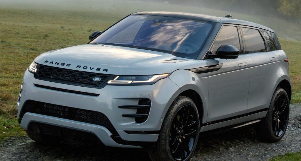 Range Rover Evoque is a crossover dream