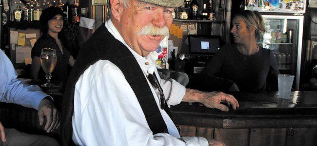 Bowler abandons bar biz, but not the blarney or the booze