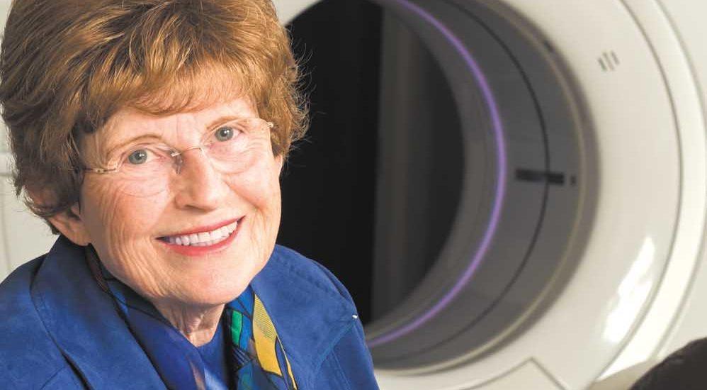 Lab 'Legend' Dr. Margaret Keller delivers for L.A. newborns
