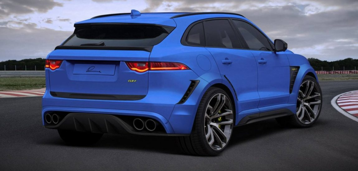 Jaguar's F-PACE is not your average SUV — not even close