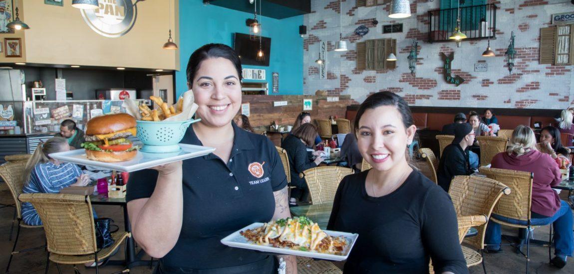 Fun food at The Pan {Restaurant Review]