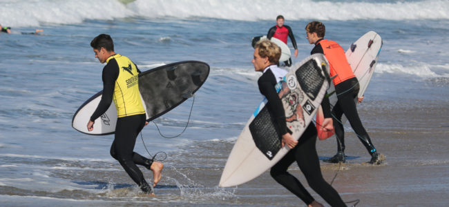 Torrance Beach delivers for Dive N' Surf/SB Boardriders contest