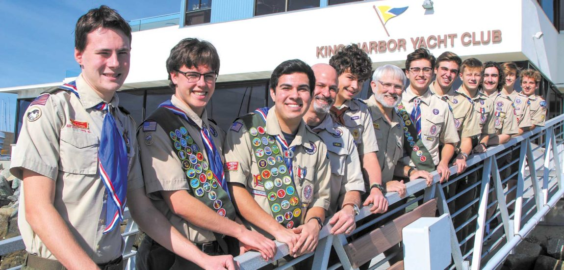 South Bay's Troop 713 keeps launching kids to Boy Scouts' highest honor