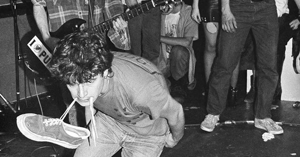 Photos capture South Bay punk's intensity