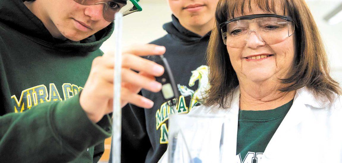 Mira Costa named a top U.S. STEM school