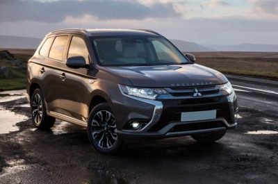 Mitsubishi Outlander earns its laurels as PHEV best seller