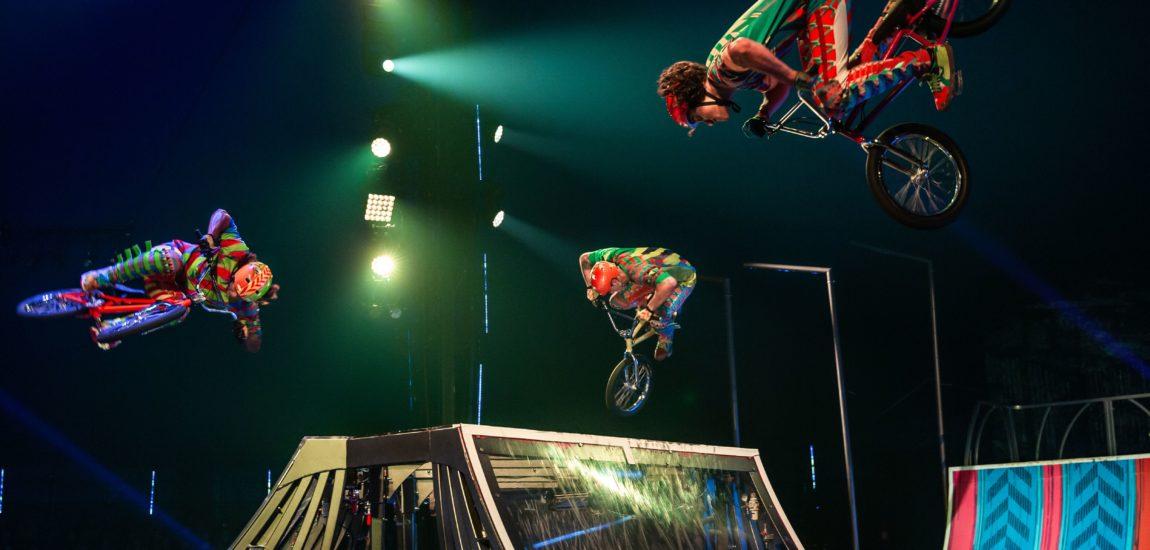 "Cirque du Soleil's ""Volta"" – a review"