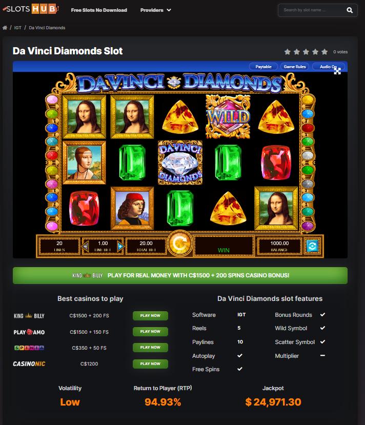 casino gods Slot Machine