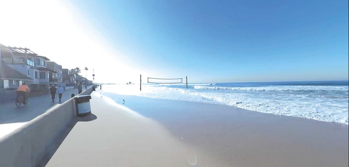 Hermosa Beach launches VR project to show effects of sea level rise
