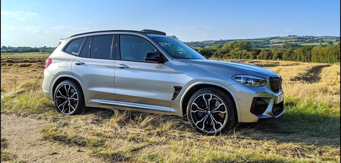 BMW X3 M Competition is a torquey, fun little monster