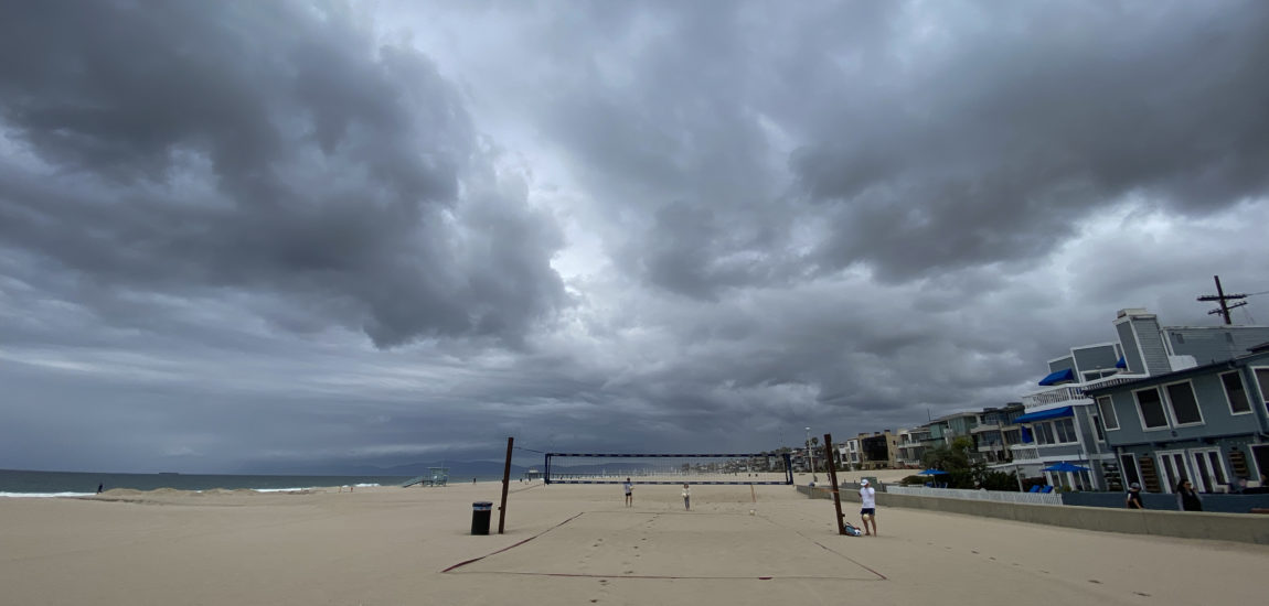 Los Angeles County to close all public beaches immediately