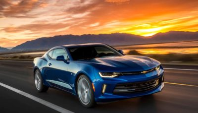 Chevy's Camaro still owns the road in street swagger