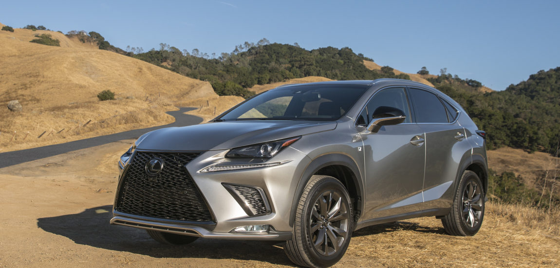 Lexus NX300 F Sport may be the SUV crossover with all the answers