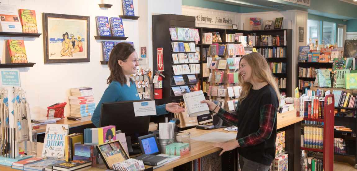 Literary success: After 10 years in the community, Manhattan Beach's {pages} has become a book world destination