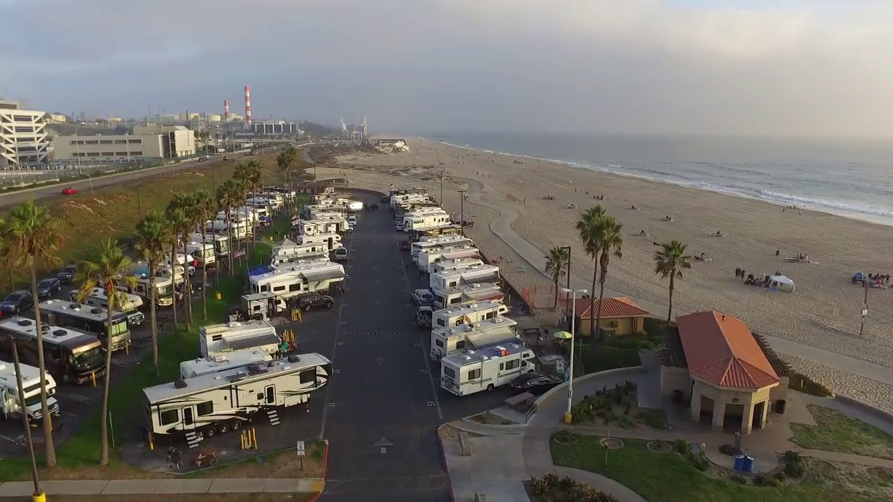 La County Closes Dockweiler Rv Park For