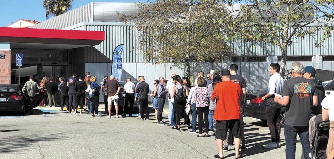 Tech problems stymie Redondo voters
