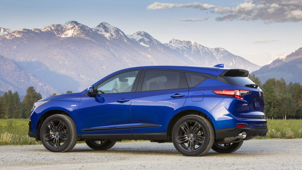 Acura S Rdx A Spec Is The Smart Choice Among Sporty Compact Crossovers