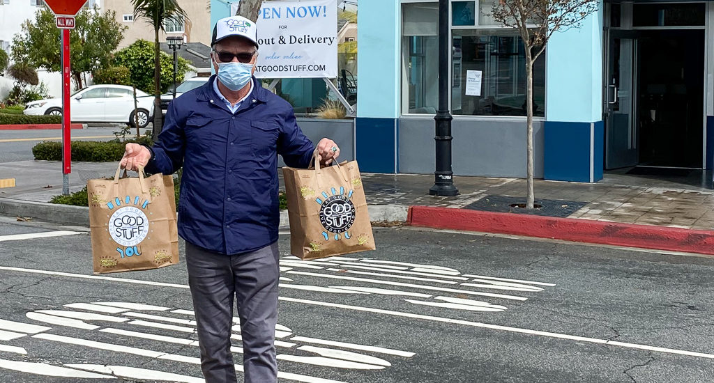 South Bay Restaurants Take-out Guide: Good Stuff delivers 700 take-out meals to hospital workers