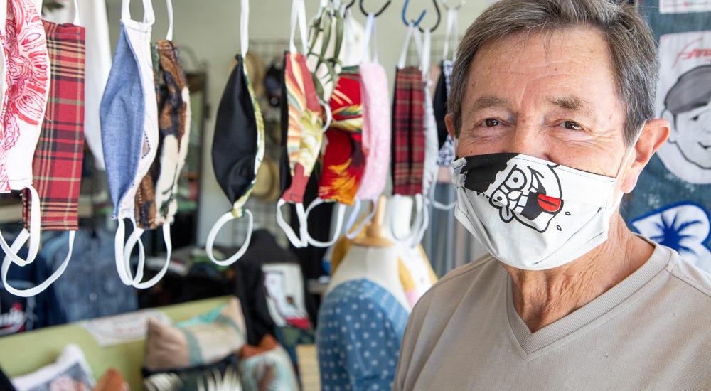 The Mask Man of Redondo Beach