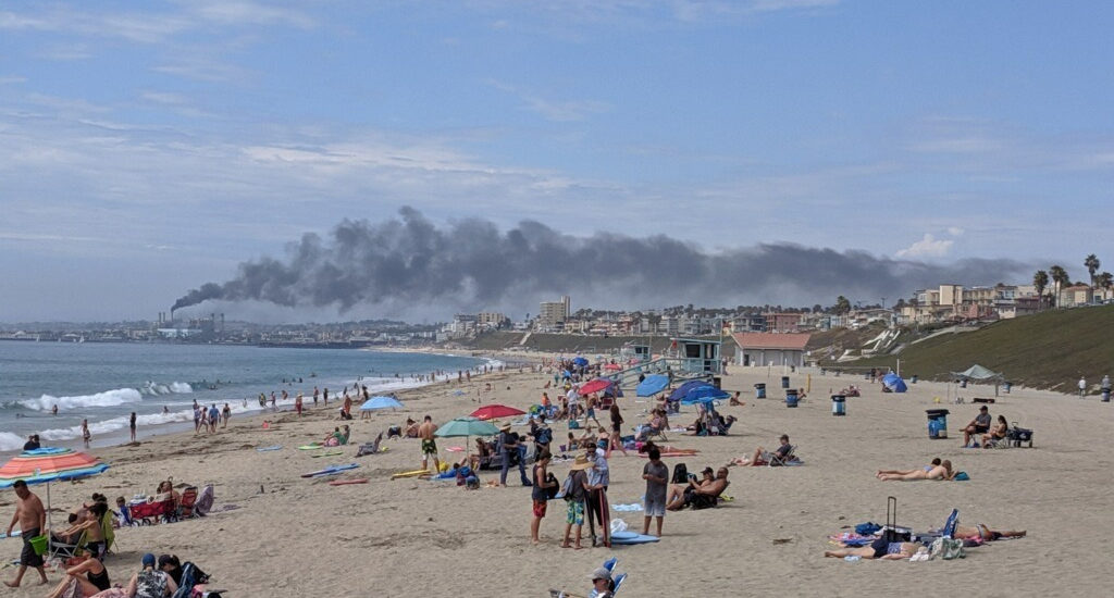 Redondo Beach Mayor Brand urges AES power plant protest by May 11