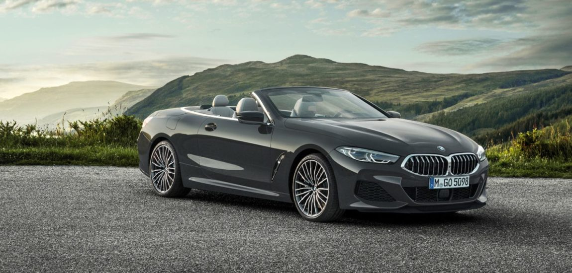 BMW's new 840i is the convertible you want to be seen in