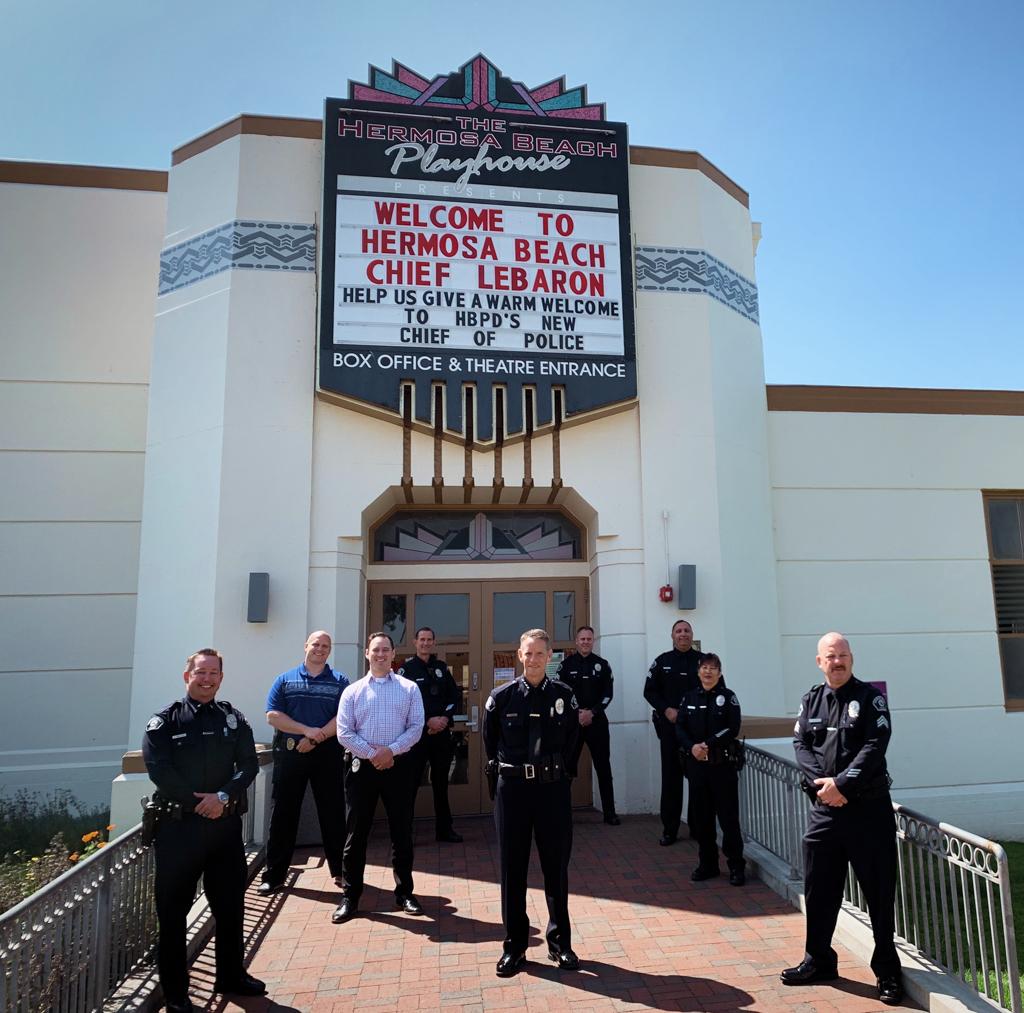 Hermosa Beach Police Chief LeBaron Calls For Unity